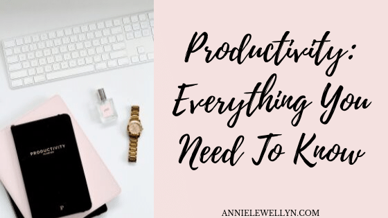 Productivity: Everything You Need To Know
