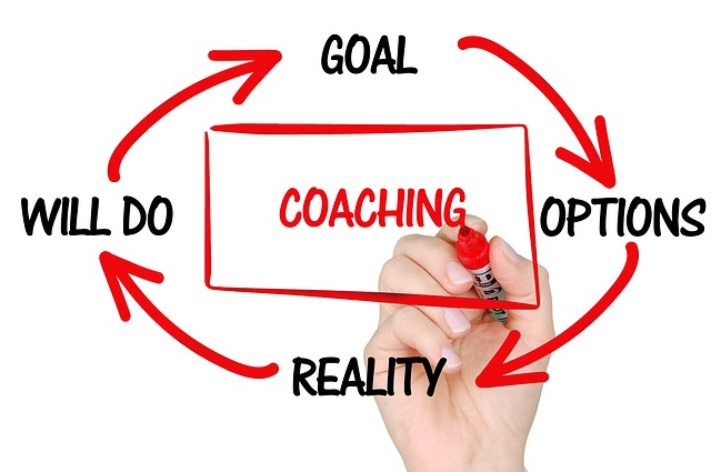 Personal development plan may include coaching.