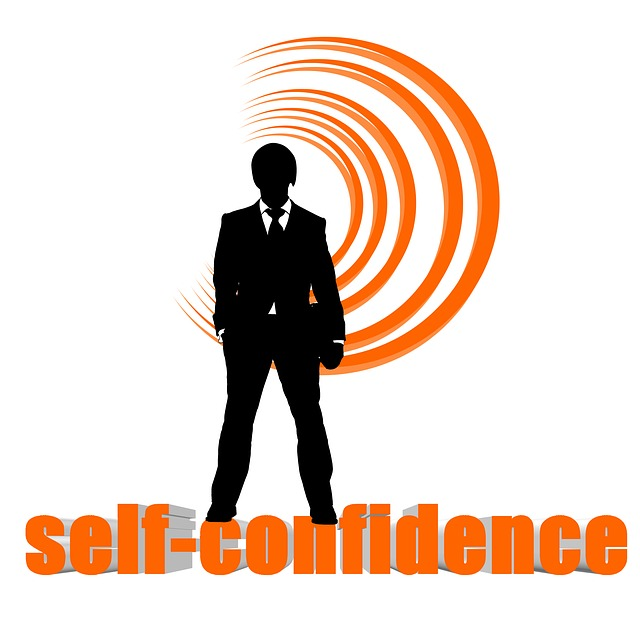self-confidence image