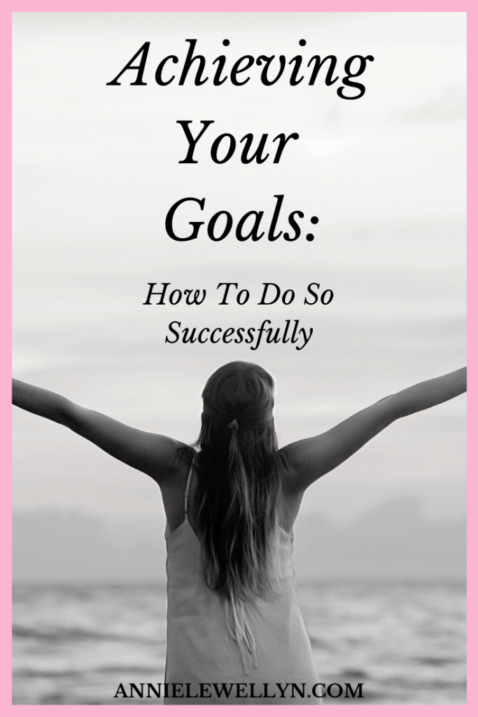 Goal setting can be overwhelming and intimidating. Learn 7 steps you can use in setting yourself up for achieving your goals successfully.