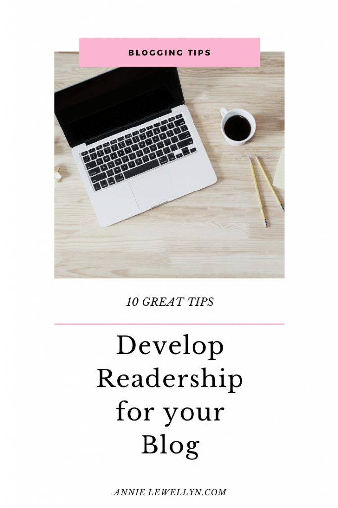 Are you trying to develop a readership to your blog? Do you struggle to get traffic to your site? Follow these 10 tips to gain readers and subscribers easily.