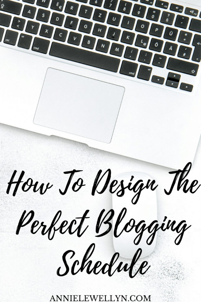 Do you struggle with creating the perfect blogging schedule? These tips will walk you through step by step in making a customized blogging schedule that meets the personal needs of your blog easily.