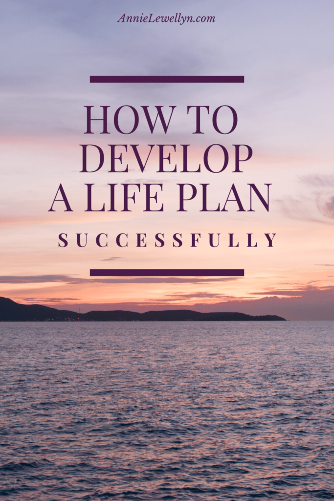 Writing a life plan is crucial to a successful life. Learn how and why you should be developing your life plan today because it is never too late to start with improving your life.