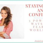 Staying Calm and Confident featured image