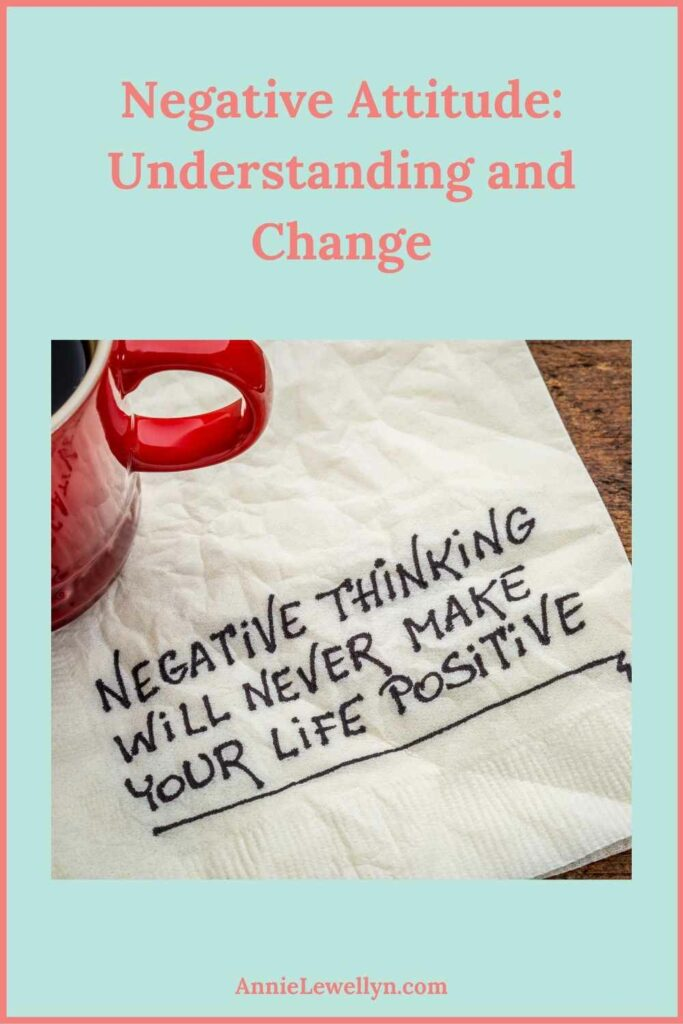 Understand what causes a negative attitude and how you can correct it in this guide to understand and corecting a negative attitude.